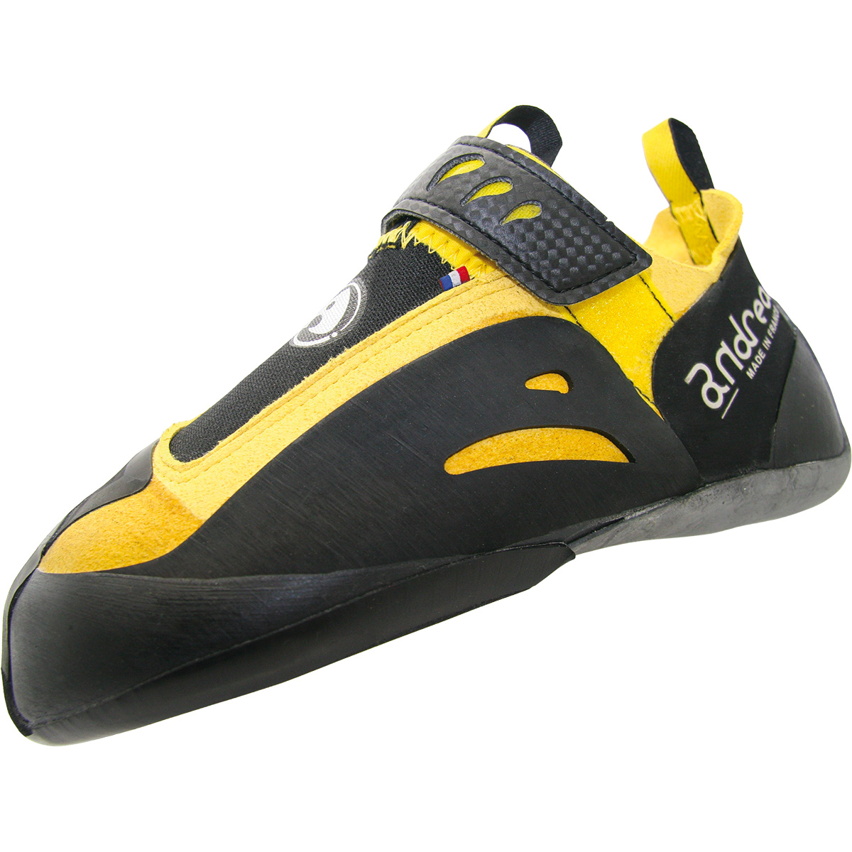THE SPIRIT OF ANDREA BOLDRINI. Tradition and innovation. Designing and  manufacturing slipper rock climbing shoes ... 82eeae72f
